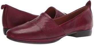 Miz Mooz Meredith (Denim) Women's Shoes