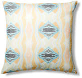 Bunglo By Shay Spaniola Bonita 24x24 Pillow - Dark Blue