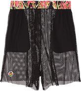 M Missoni Stretch-mesh shorts