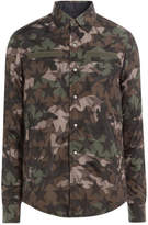 Valentino Camustars Reversible Printed Jacket