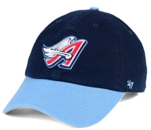 '47 Los Angeles Angels of Anaheim Cooperstown Clean Up Cap
