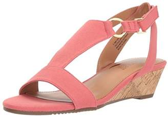 Aerosoles Women's Creme Brulee Wedge Sandal