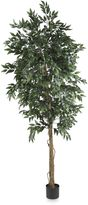 Bed Bath & Beyond Nearly Natural 6-Foot Smilax Tree