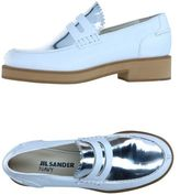 Jil Sander Navy Loafer
