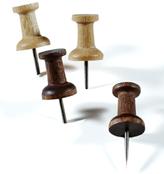 Hardwood Pushpins
