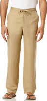Cubavera Big & Tall Drawstring Linen Pant