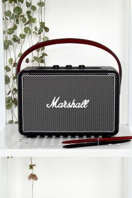 Marshall Kilburn II Portable Bluetooth Speaker - Black ALL at Urban Outfitters