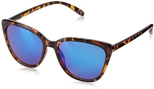Foster Grant Women's Macy Tort Mir 10232853.COM Cateye Sunglasses