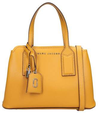 Marc Jacobs The Editor 29 Shoulder Bag In Yellow Leather