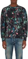 Paul Smith Men's Tropical-Print Cotton Sweatshirt