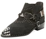 Ivy Kirzhner Santa Fe Leather Harness Bootie
