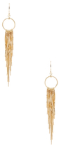 Candela 14K Yellow Gold Fringe Earrings