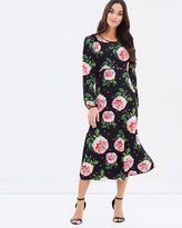Dorothy Perkins Floral Long Sleeve Dress