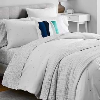 west elm Organic Washed Cotton Bedding Set