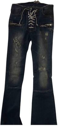 Unravel Project Blue Denim - Jeans Jeans