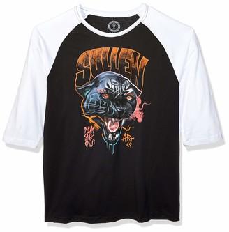 Sullen Art Collective Men's MOSHKOW Panther Raglan X