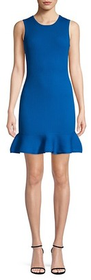 Parker Lynn Knit Cutout Dress