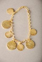 Hammered Coins Bracelet