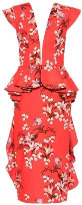 Johanna Ortiz Florearse cotton dress