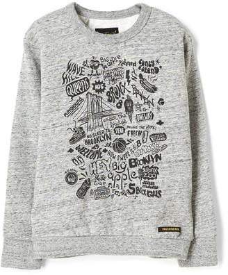 Finger In The Nose Brian Brooklyn Crew Neck Sweatshirt
