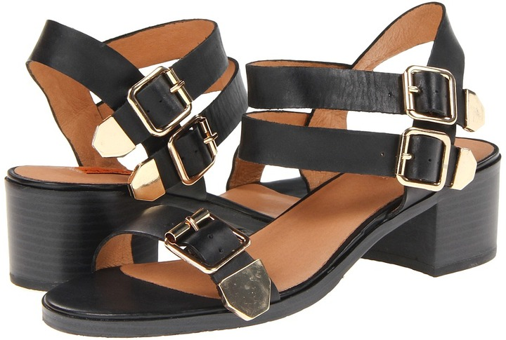Miz Mooz Margot (Black) - Footwear