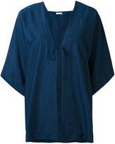 P.A.R.O.S.H. Siaxy blouse - women - Silk - M