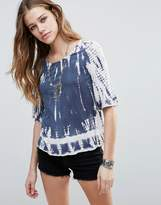 Raga Night Sky Tie Dye Top