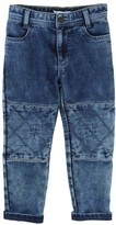Little Marc Jacobs Baby Sweat Trousers with Knee Patches