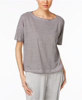 Eileen Fisher Organic Linen Boxy Top, Regular & Petite