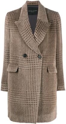 Fabiana Filippi Double Breasted Coat
