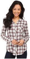 Sanctuary Tailored Boyfriend Shirt w/ Single Pocket Women's Blouse