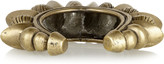 Pamela Love Bronze-plated spike cuff
