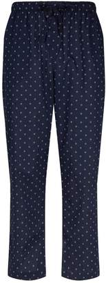 Derek Rose Flower Lounge Trousers