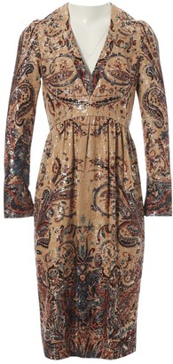 Vilshenko Multicolour Wool Dresses