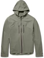 Loro Piana Ski Hooded Water-resistant Shell Jacket
