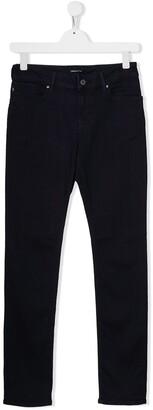 Emporio Armani Kids TEEN slim-fit jeans