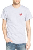 Men's The Rail Embroidered T-Shirt