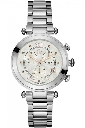 Gc Ladies Lady Chic Chronograph Watch Y05010M1