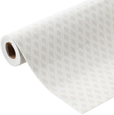 Container Store Fabric-Top Drawer Liner Pale Grey