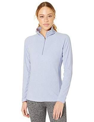 Columbia Women's Glacial IV Print 1/2 Zip Sweater,L
