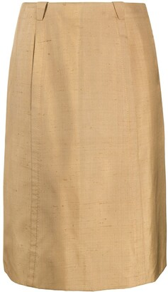 Emilio Pucci Pre-Owned 1960s A-line skirt