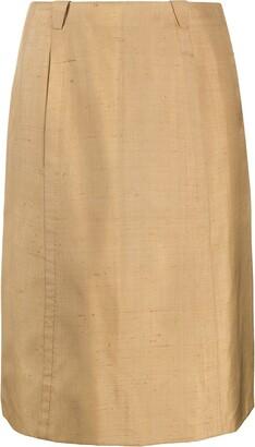 1960s A-line skirt