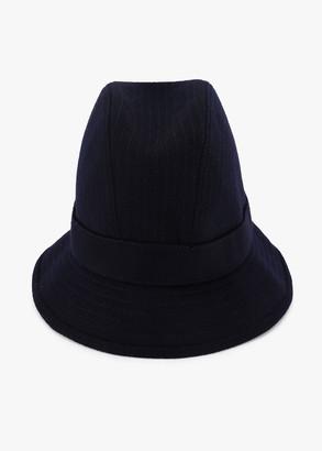 Loro Piana Meryl Cashmere Pinched-Crown Bucket Hat