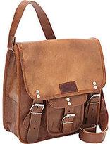 SHARO Genuine Leather Bags Small Cross Body Messenger Bag