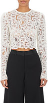 A.L.C. Women's Talia Guipure Lace Crop Top