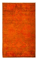Solo Rugs Vibrance Overdyed Area Rug, 4'3 x 6'10