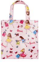 Harrods Flower Girls Mini Shopper Bag
