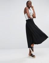 Monki Pleated Skirt