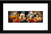 Disney Mickey Mouse and Friends ''Four Characters'' Giclée by Darren Wilson