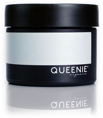 Queenie Organics Melia Rose Sc- Face Cream For Combination Skin- Fragrance Free